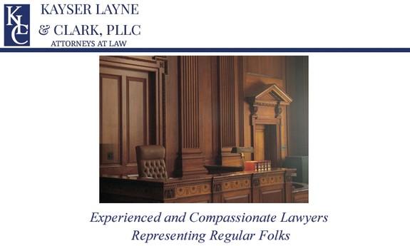 KAYSER, LAYNE & CLARK