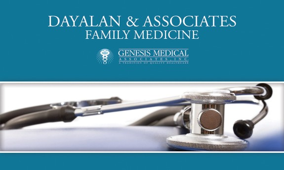 DAYALAN AND ASSOCIATES FAMILY MEDICINE