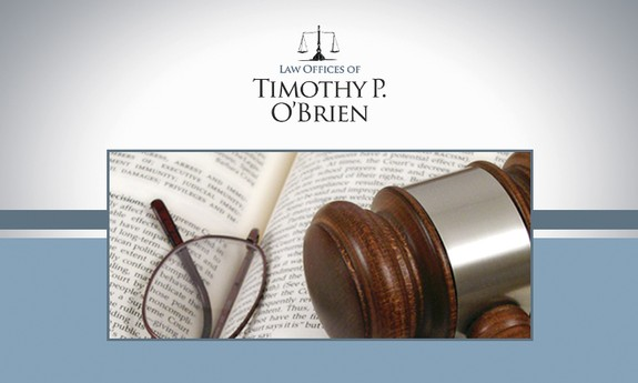 TIMOTHY P. O'BRIEN LAW OFFICES