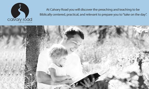 CALVARY ROAD BAPTIST CHURCH