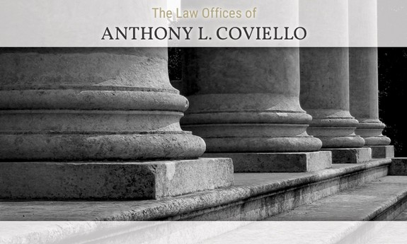 THE LAW OFFICES OF ANTHONY L. COVIELLO
