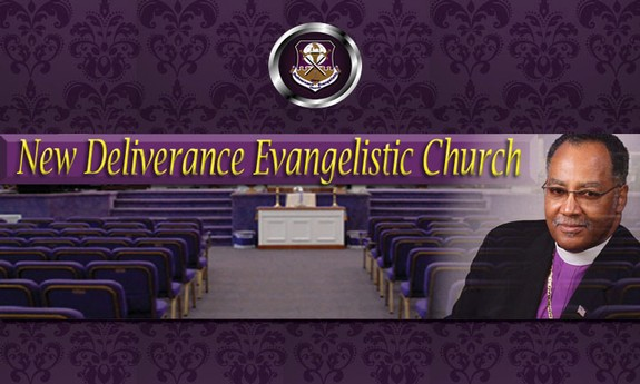 NEW DELIVERANCE EVANGELISTIC