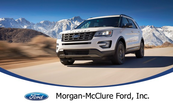 MORGAN-MCCLURE FORD, INC.