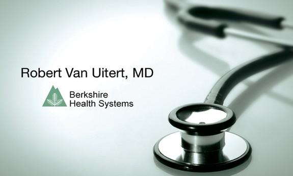 ROBERT L. VAN UITERT, MD