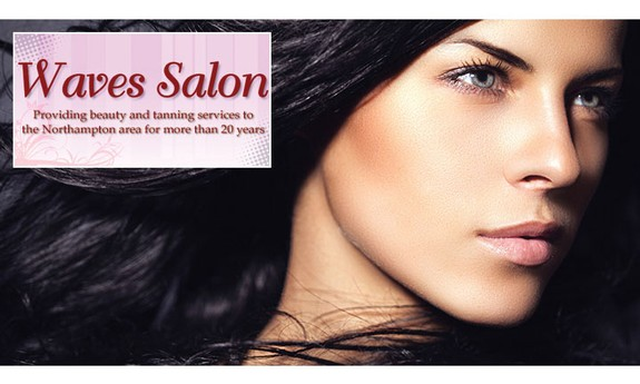 WAVES HAIR SALON & TANNING