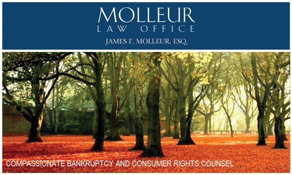 JAMES MOLLEUR, ESQ - MOLLEUR LAW OFFICE