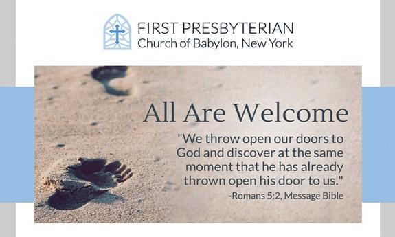 FIRST PRESBYTERIAN CHURCH OF BABYLON