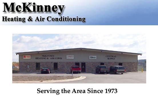 MC KINNEY HEATING & AIR CONDITIONING