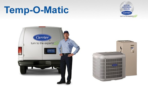 TEMP-O-MATIC INC