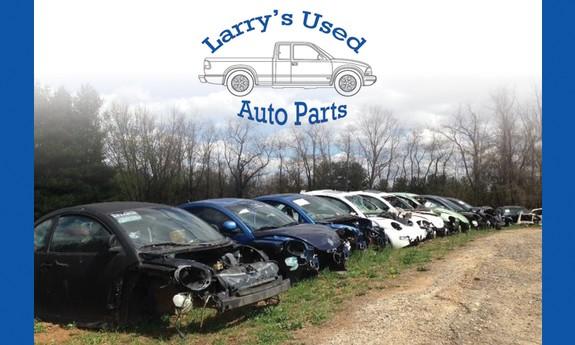 LARRY'S USED AUTO PARTS, INC.