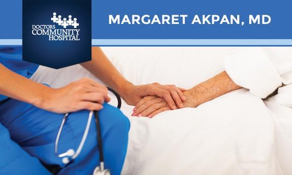 MARGARET AKPAN, MD