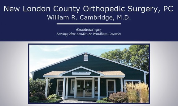 NEW LONDON COUNTY ORTHOPEDIC SURGERY, PC