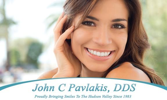 JOHN C PAVLAKIS, DDS
