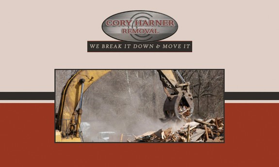CORY HARNER DEMOLITION AND REMOVAL