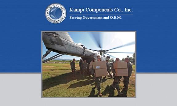 KAMPI COMPONENTS COMPANY INC