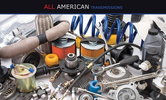 ALL AMERICAN TRANSMISSIONS INC