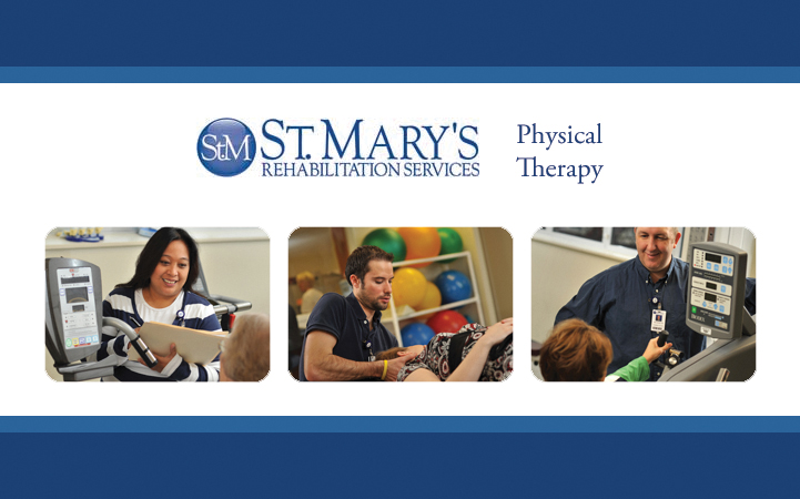 ST. MARY'S PHYSICAL THERAPY - HAMLIN