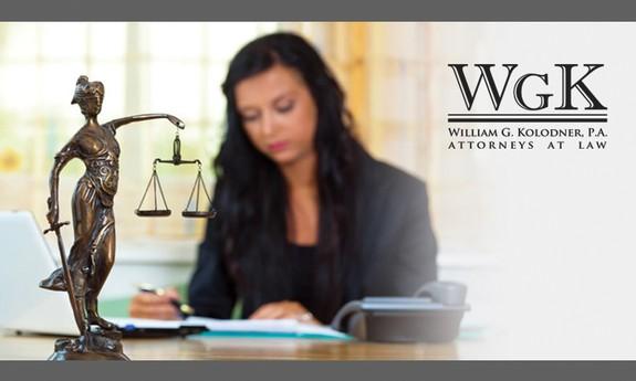 WILLIAM G. KOLODNER LAW OFFICES