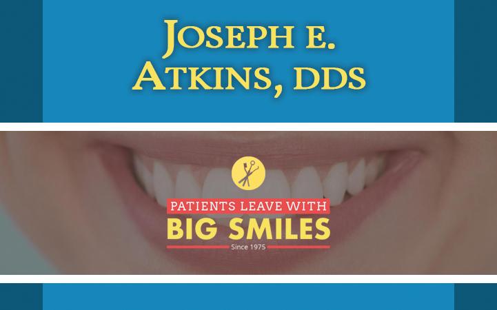 JOSEPH E. ATKINS, DDS