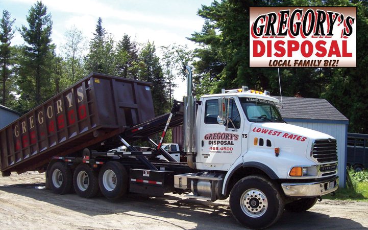 GREGORY'S DISPOSAL