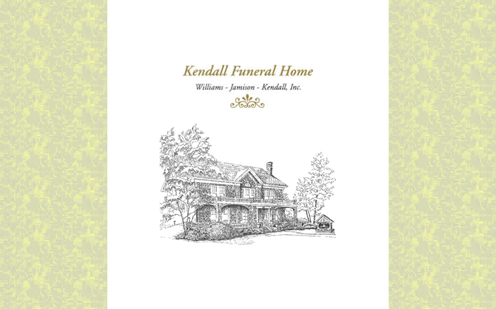KENDALL FUNERAL HOME