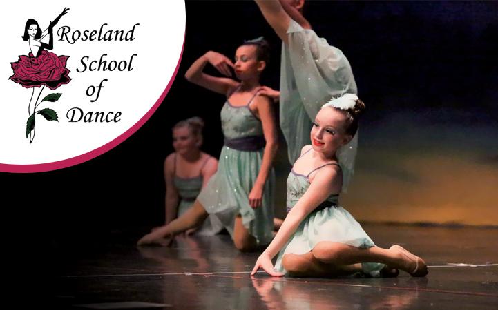 ROSELAND SCHOOL OF DANCE