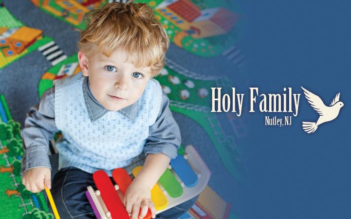 HOLY FAMILY DAY NURSERY SCHOOL