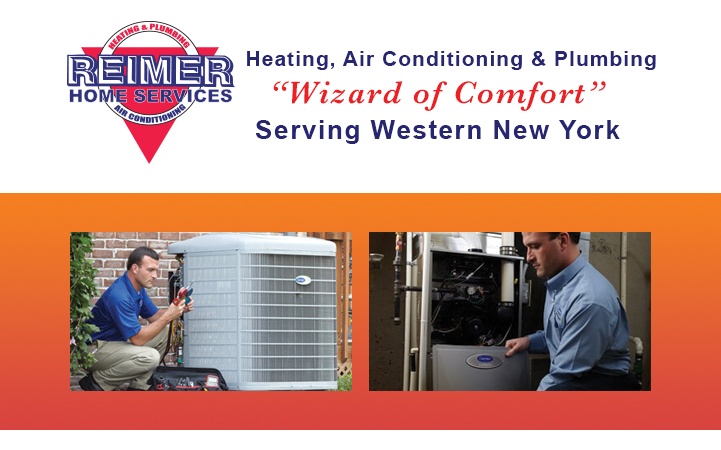 REIMER HEATING, AIR CONDITIONING & PLUMBING