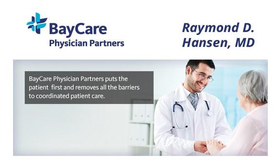 RAYMOND D. HANSEN, MD