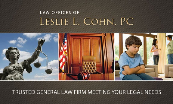 LESLIE L. COHN LAW OFFICE, PC