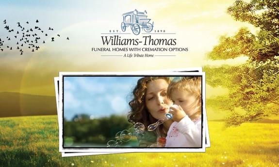 WILLIAMS - THOMAS FUNERAL HOME