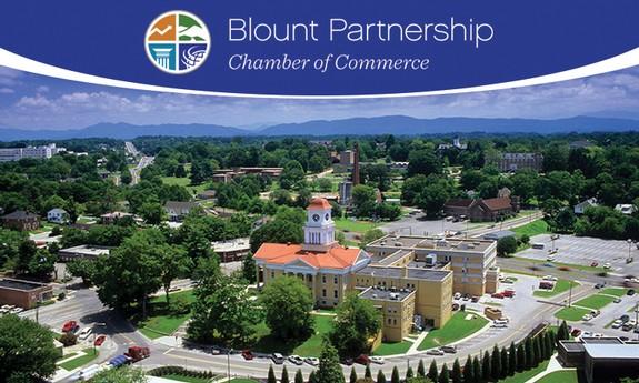 BLOUNT PARTNERSHIP CHAMBER OF COMMERCE