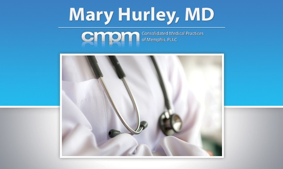 MARY M. HURLEY, MD