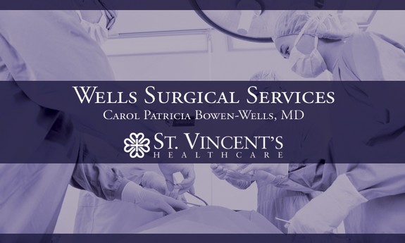 WELLS SURGICAL SERVICES - CAROL P. BOWEN-WELLS, MD