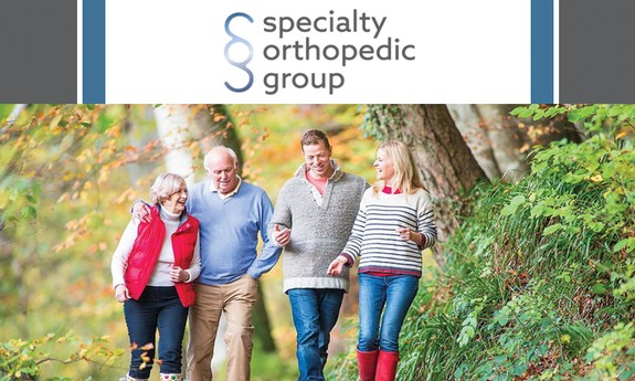 SPECIALTY ORTHOPEDIC GROUP
