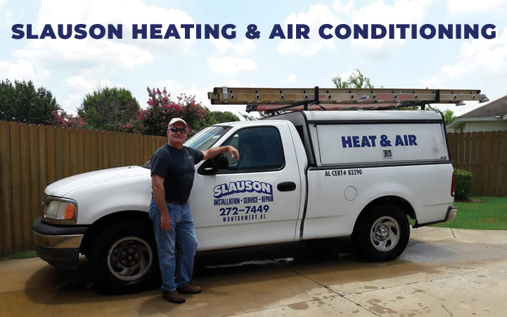 SLAUSON HEATING & AIR CONDITIONING