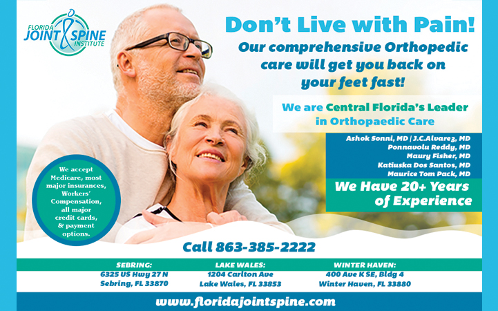 FLORIDA JOINT AND SPINE INSTITUTE