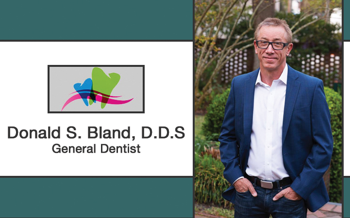 DONALD S BLAND, DDS