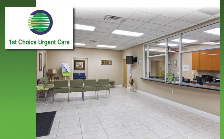 1ST CHOICE URGENT CARE