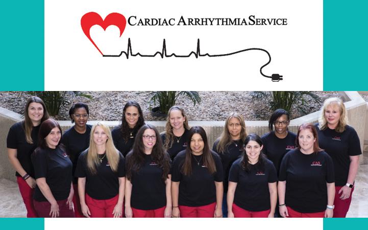 CARDIAC ARRHYTHMIA SERVICE