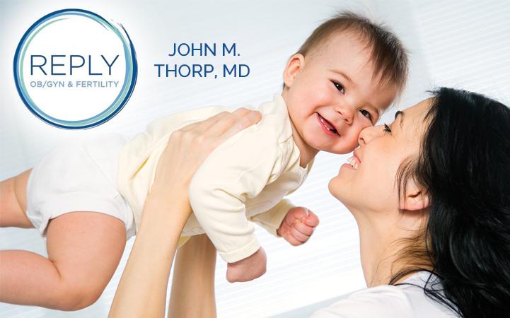 JOHN M THORP, MD