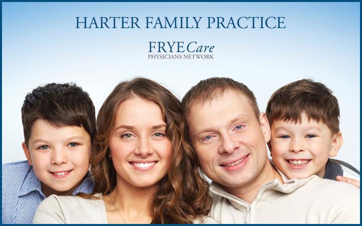 HARTER FAMILY PRACTICE