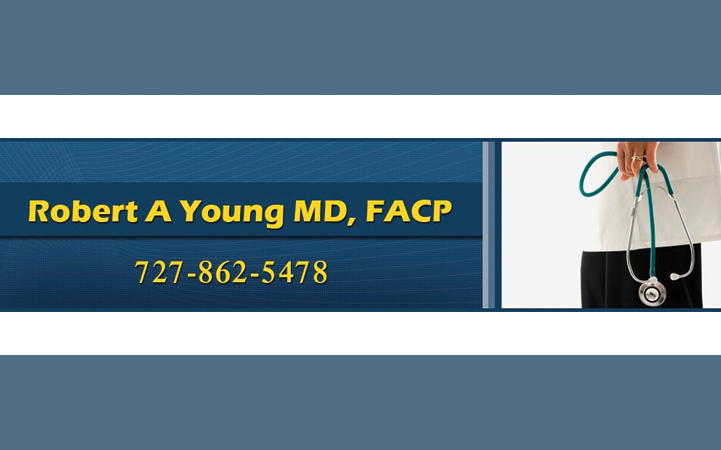 ROBERT A. YOUNG, MD, FACP