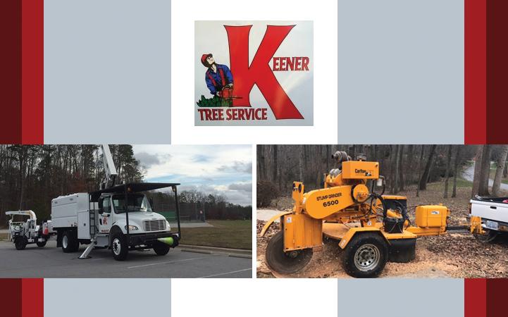 KEENER TREE SERVICE - Local LANDSCAPE: TREE SERVICES in Salisbury, NC