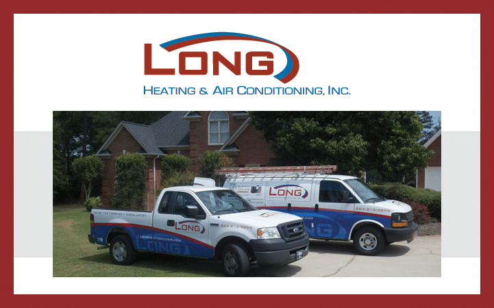 LONG HEATING & AIR CONDITIONING, INC.