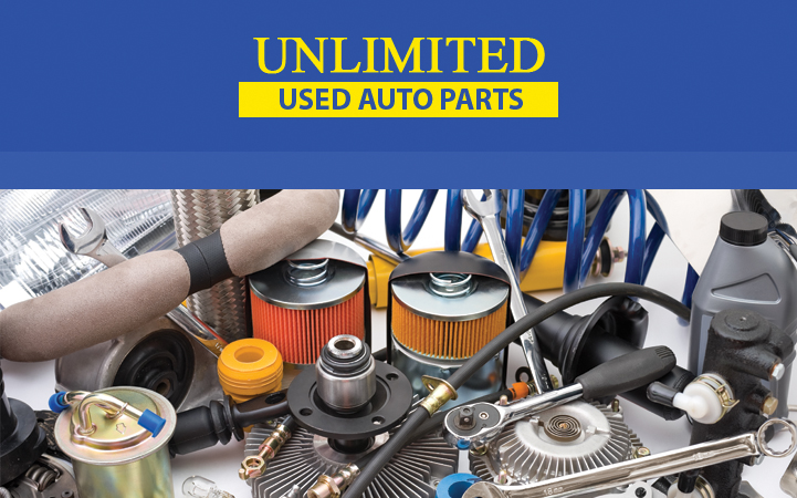 UNLIMITED USED AUTO PARTS