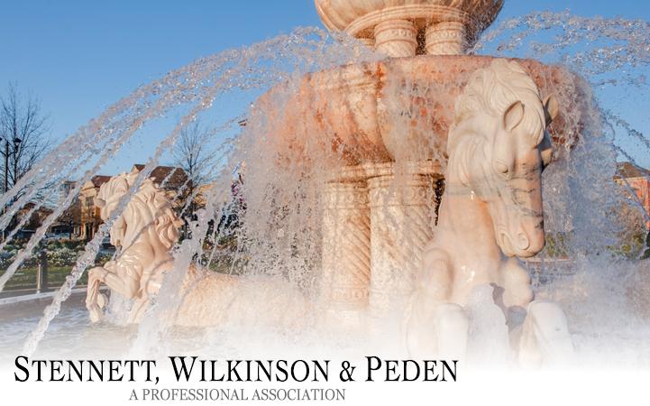 STENNETT, WILKINSON AND PEDEN PA