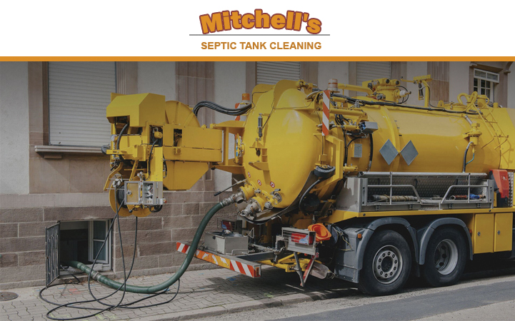 MITCHELL'S SEPTIC TANK CLEANING SERVICE