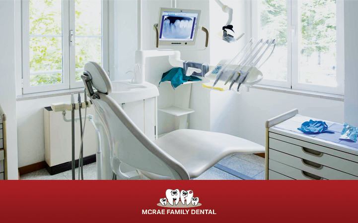 MCRAE FAMILY DENTIST IN ATHENS