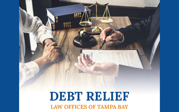 DEBT RELIEF LAW OFFICE OF TAMPA BAY